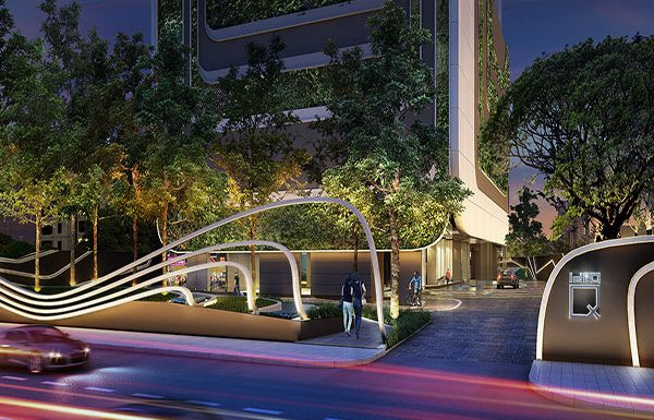 Ideo-Q-Siam-Ratchathewi-Bangkok-condo-for-sale-entrance